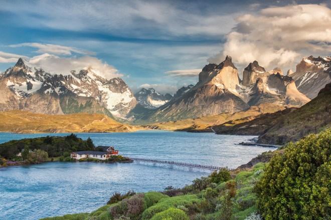 Torres del Paine Sunrise - Greg Ness