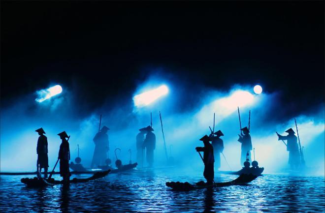 Impression Liu San Jie, Yangshuo