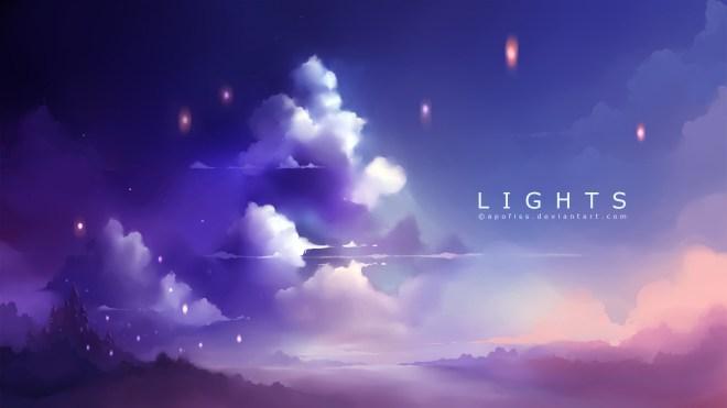 Lights by Rihards Donskis aka Apofiss