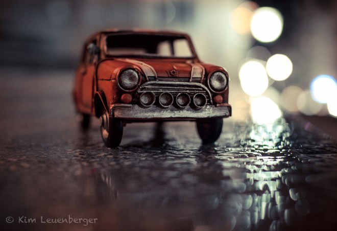 A Rainy Night in So(ho)lothurn / Kim Leuenberger