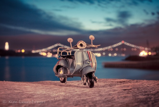 From Lisbon, with love. / Kim Leuenberger