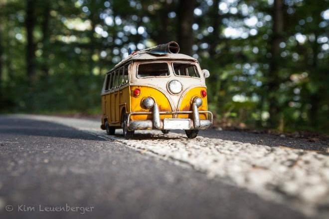 On the Road again / Kim Leuenberger