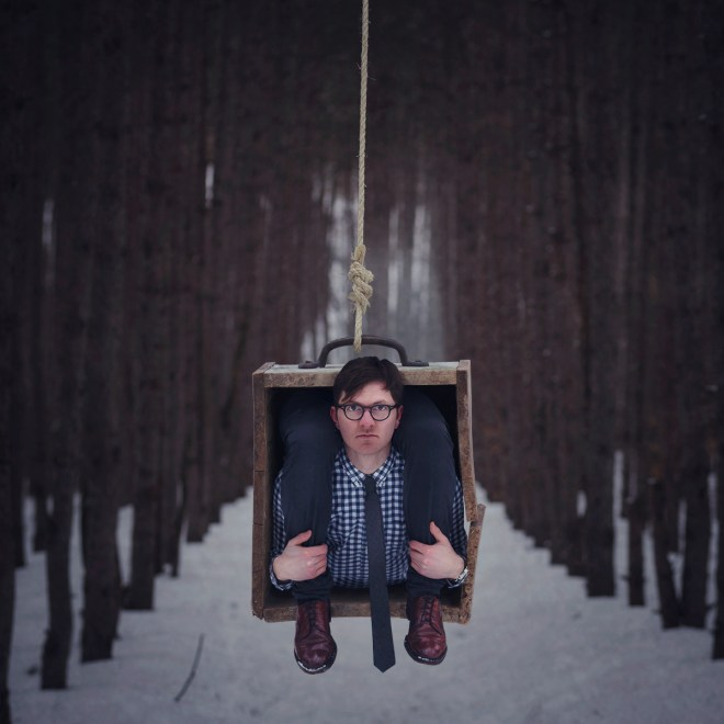 The Career Man ©Logan Zillmer