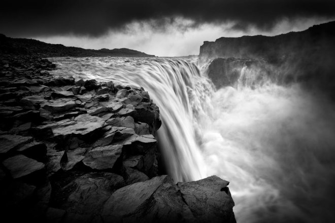 The mighty Dettifoss ©Jerome Berbigier