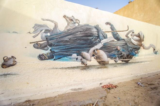BOMK - Djerbahood