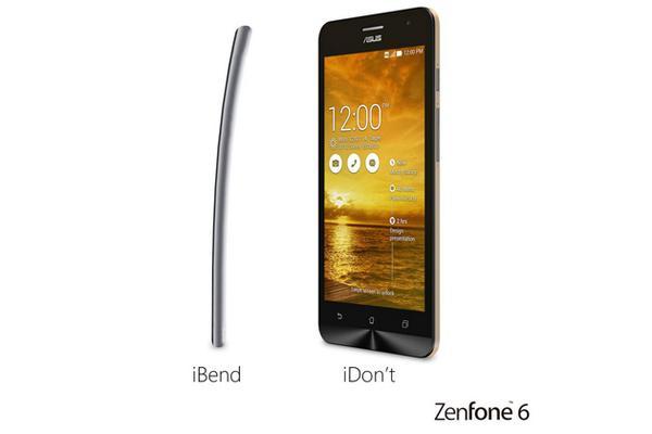 BendGate iPhone 6 05832467