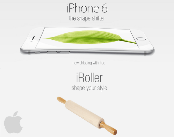 BendGate iPhone 6 71268366