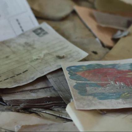 Carte Postale de Pripyat, Chernobyl