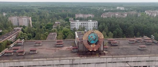 Carte Postale de Pripyat, Chernobyl de Danny Cooke