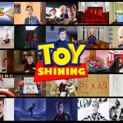 Toy Story à la sauce Shining / Kyle Lambert
