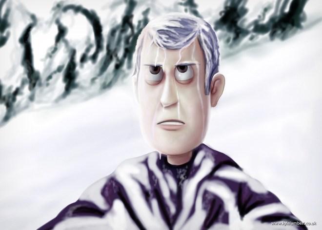 Toy Story Shining - Kyle Lambert