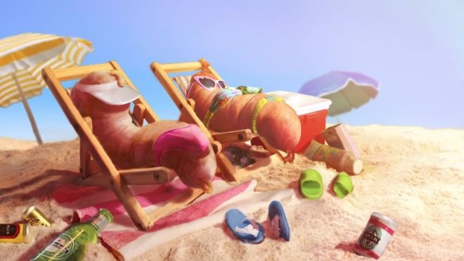 Court métrage d'animation Wurst by Carlo Vogele