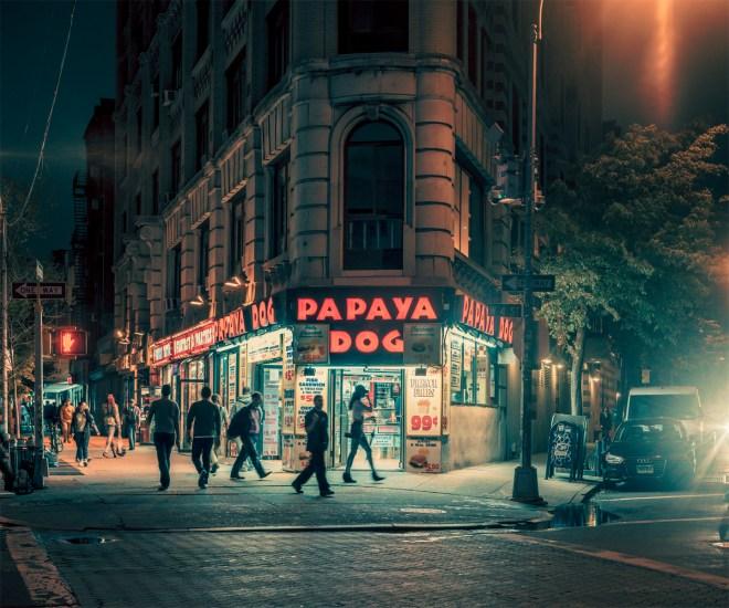 Papaya Dog, Manhattan, New York City, 2014
