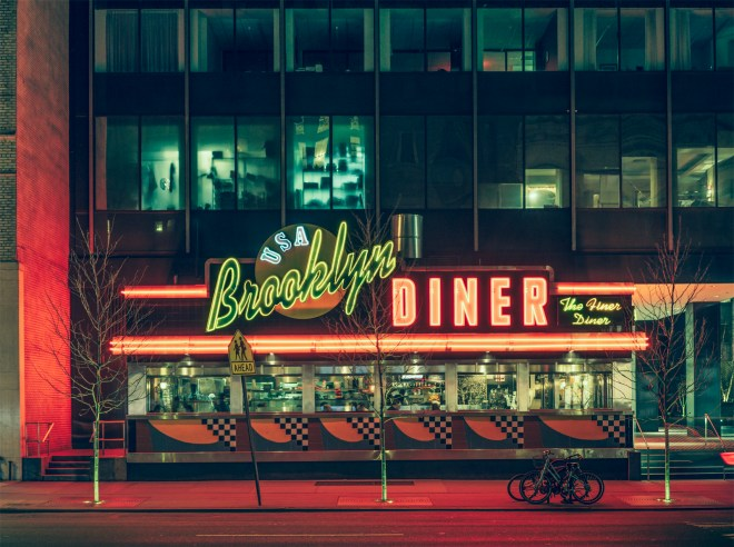 Brooklyn Dinner, Brooklyn, New York City, 2014