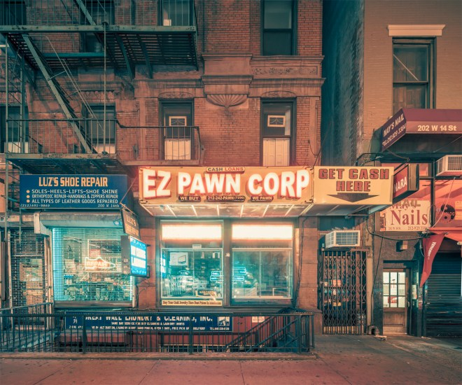 Ez Pawn Corp, New York City, 2014