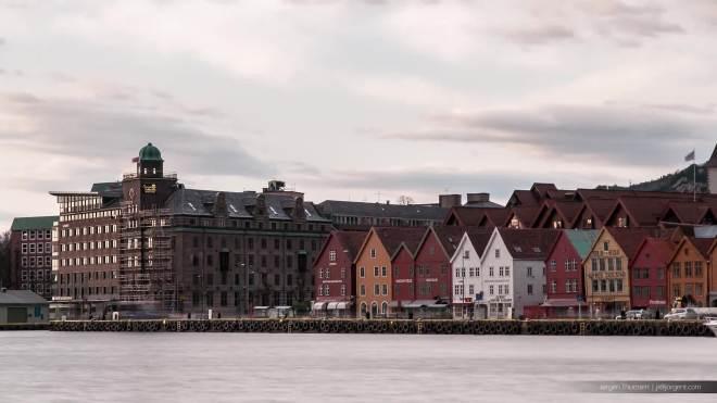 Bergen - Jorgen Thomsen
