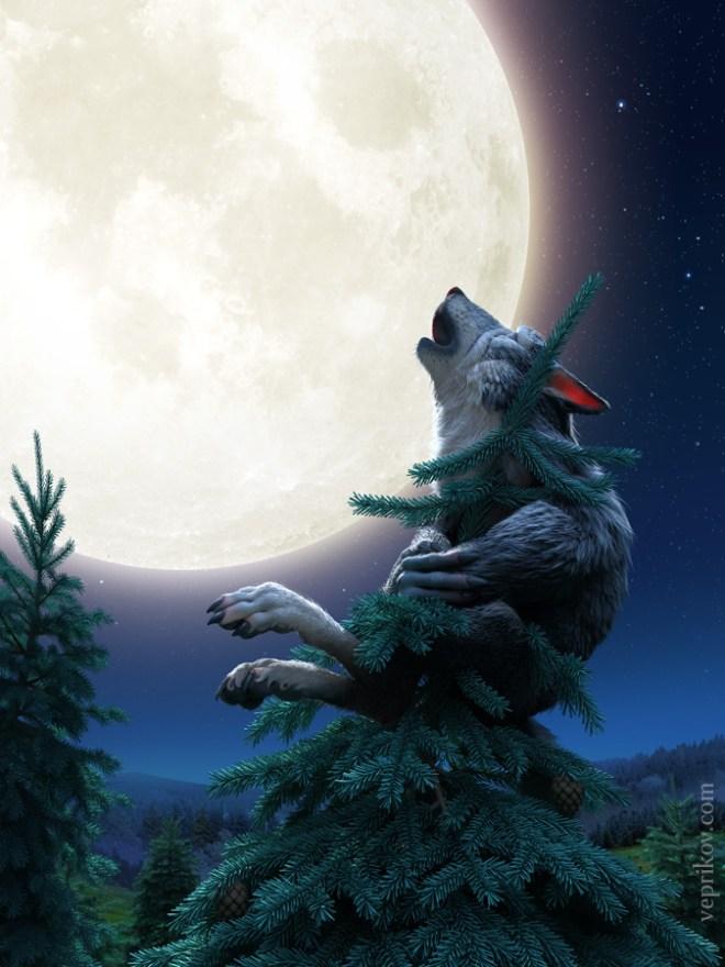Big Bad Wolf - Nikita Veprikov