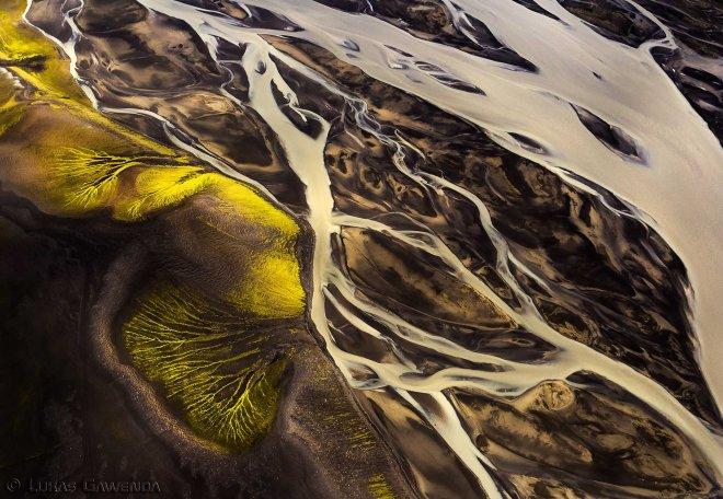 Natur Art - Aerial Island - Lukas Gawenda