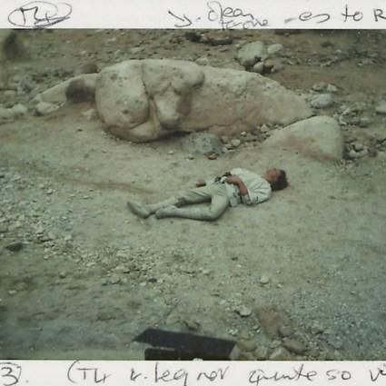 La nostalgie des Polaroids du tournage du premier Star Wars en 1976