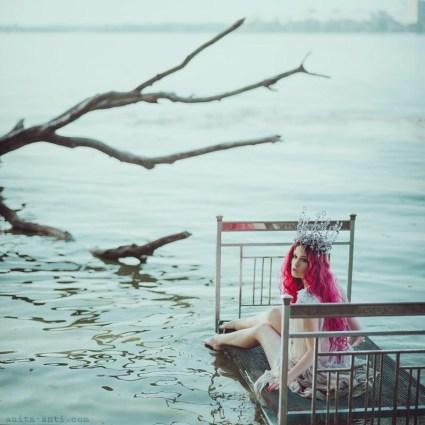Portraits envoutants de la photographe Ukrainienne Anita Anti
