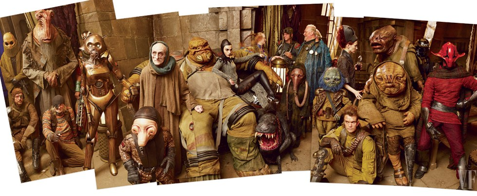 Star Wars Photoshoot Annie Lebovitz 21934798