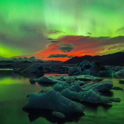 Apotheosis / Time-lapse de l'Islande