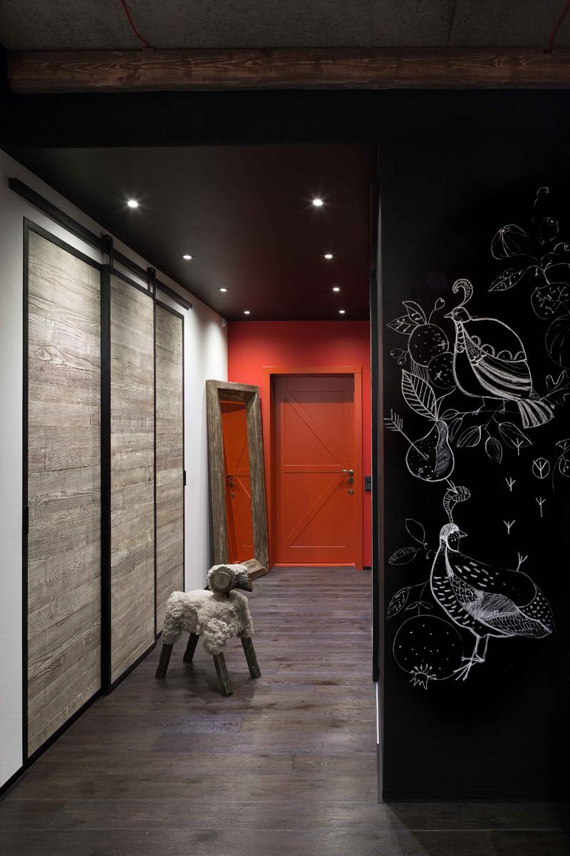 kiev loft apartment