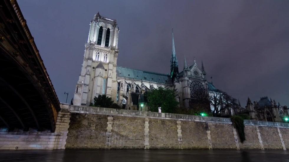 Paris Day And Night