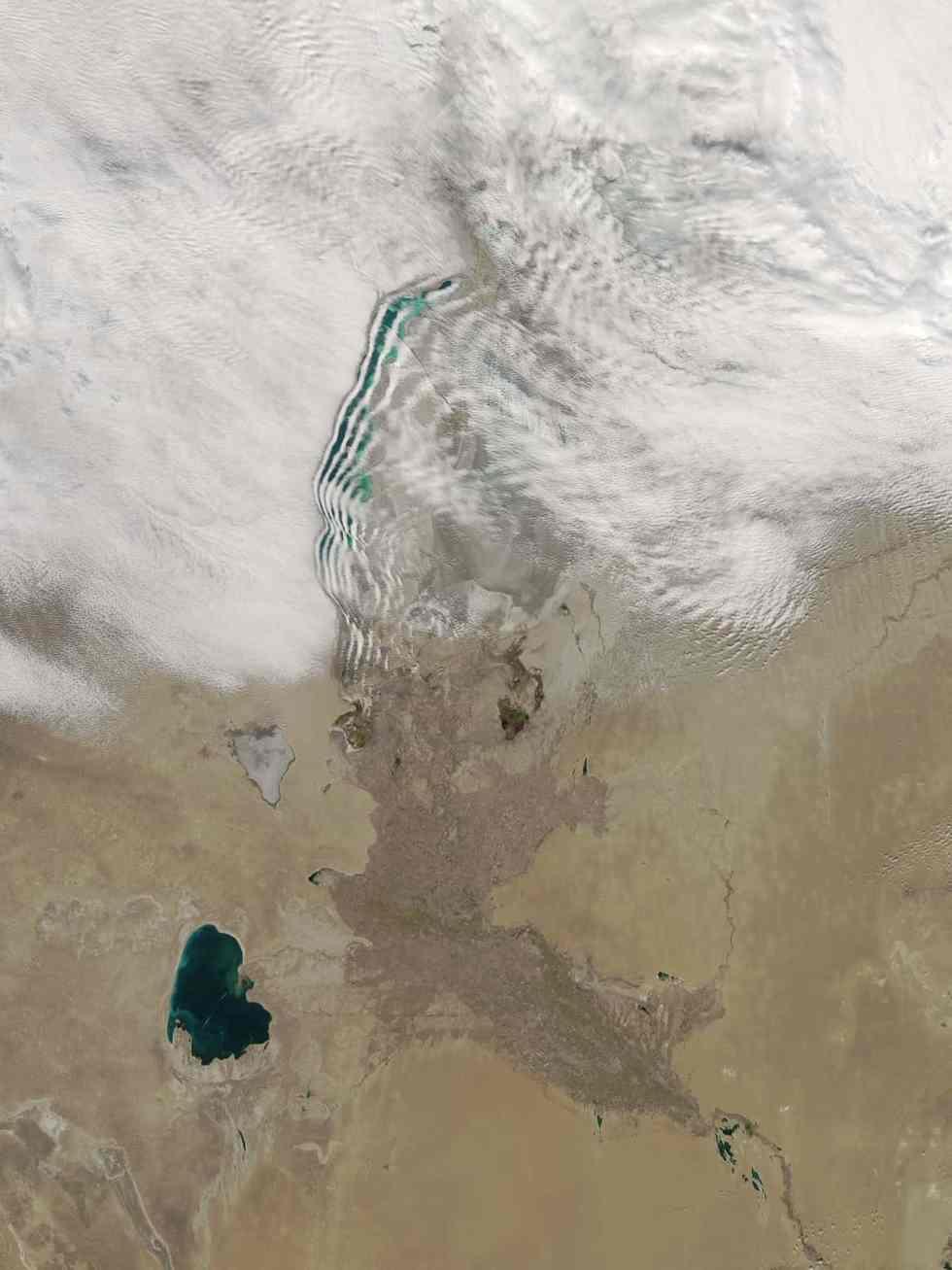 Mer Aral