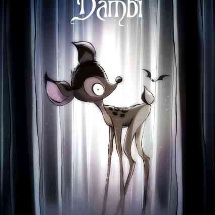 Et si Tim Burton avait réalisé tous les Disney de notre enfance ?