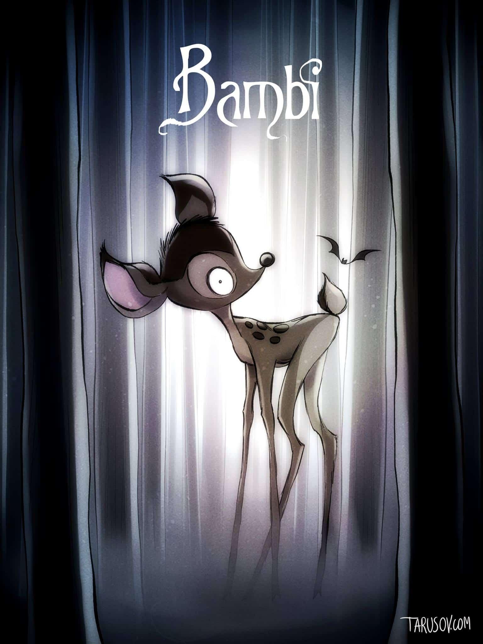 Andrew Tarusov Disney Tim Burton 97425585