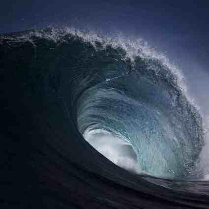 Des cinemagraphs hypnotisants de l'Ocean