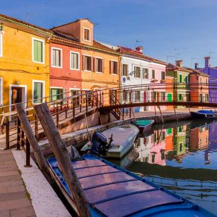 Les charmantes photographies de Burano