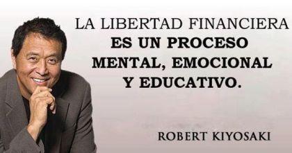 libertad financiera robert kiyosaki