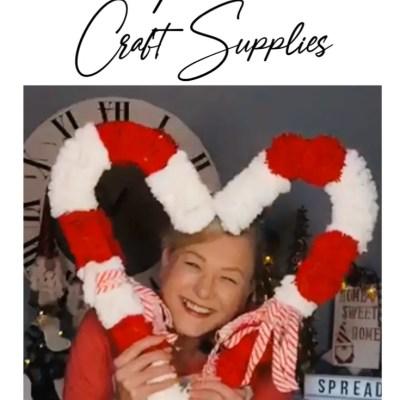 Top 10 Craft Supplies