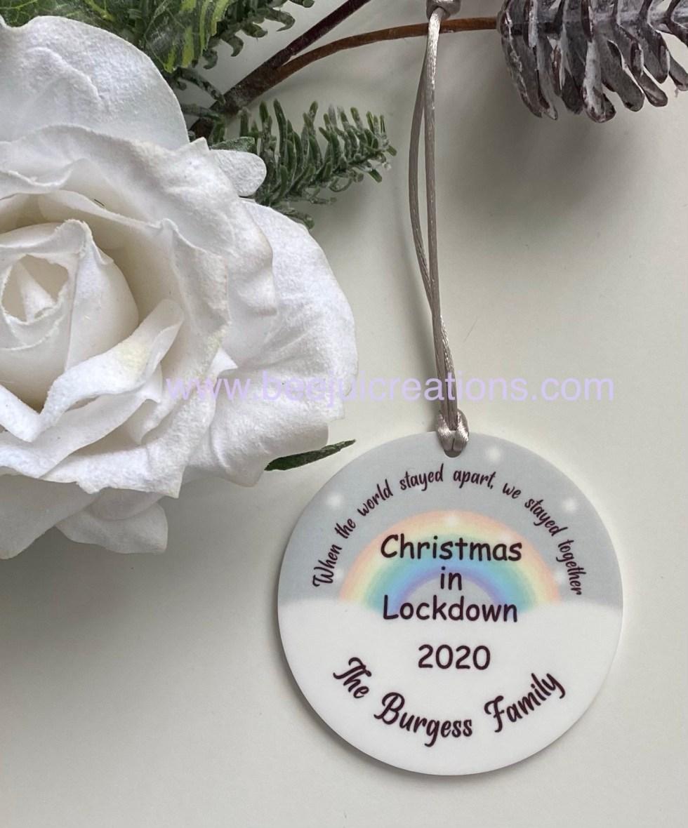 family christmas lockdown