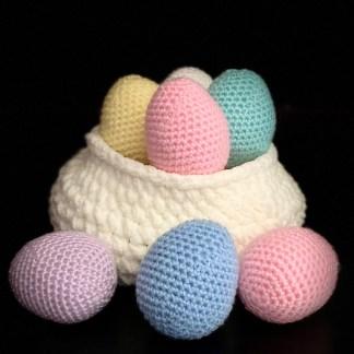 Crochet Easter Egg PDF Pattern