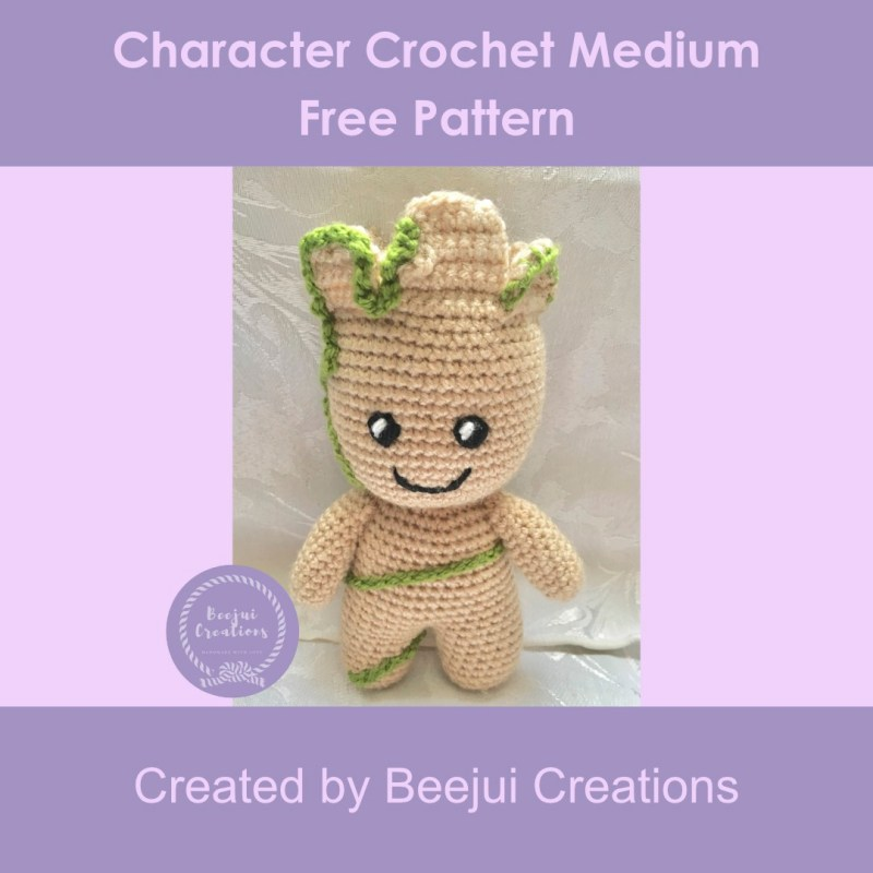 Character Crochet Medium