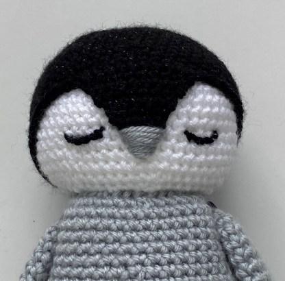 Crochet Penguin Free Pattern
