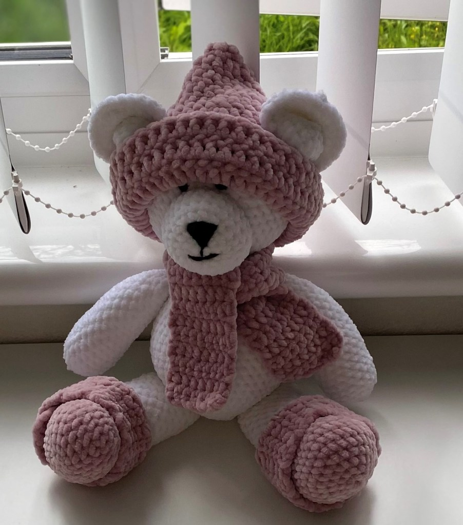 Crochet Polar Bear Pattern