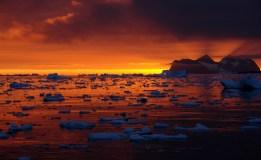 Genny Island sunset