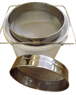 Settling Tanks, Buckets and Strainers