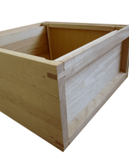 Wooden Brood Chamber for British National Beehive