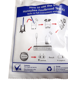 Honeybee Foulbrood Test Kit - AFB Diagnostic Kit