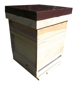 14x12 Beehive with 2 supers