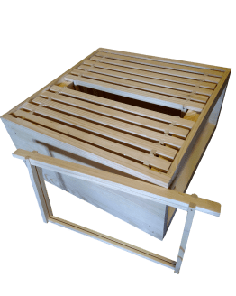 Brood Box with 12 DN4 Frames - Assembled