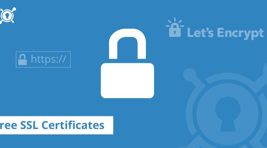 Beveiligde verbinding (https) is belangrijk voor alle websites