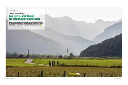 E-bike fietsreportage in Salzburgerland