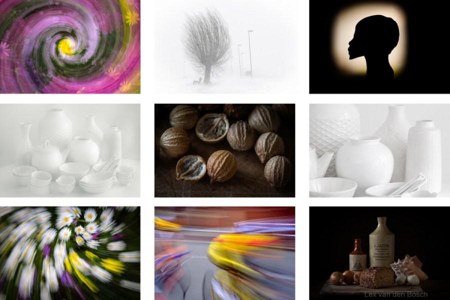 high key, low key en beweging in de fotografie; nieuwe wegen inslaan stimuleerten je creativiteit