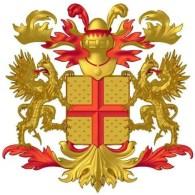 Computerzeichnung von Wappen